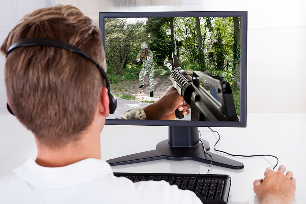 essay on computer games vs outdoor games Is there any evidence of a causal relationship between exposure to violence in computer games and aggressive behaviour in children the popularity of video games has increased considerably as technology has developed, and continues to grow as video gaming becomes more advanced, realistic and addictive.